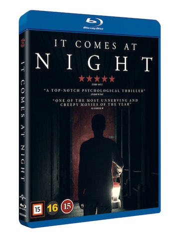 It Comes at Night bluray