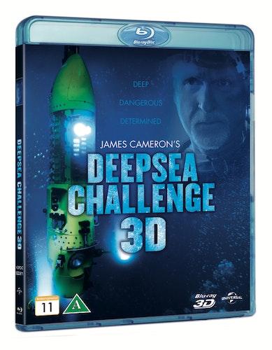 James Cameron's Deepsea Challenge (3D)