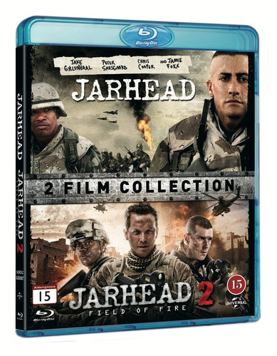Jarhead 1 & 2 bluray