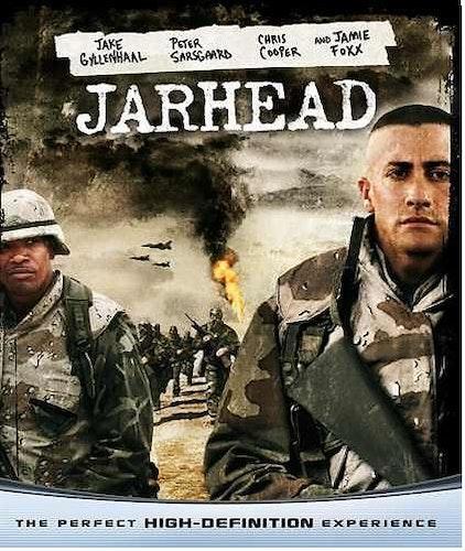 Jarhead bluray