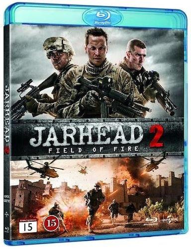 Jarhead 2: Field of Fire bluray