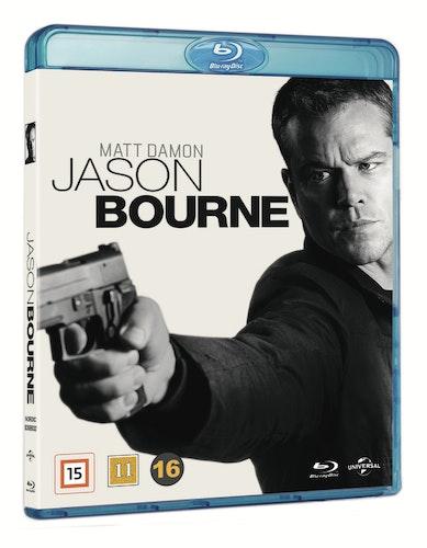 Jason Bourne bluray