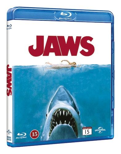 Hajen/Jaws bluray