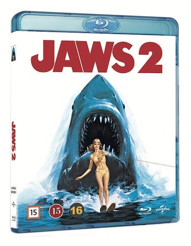 Jaws 2 bluray