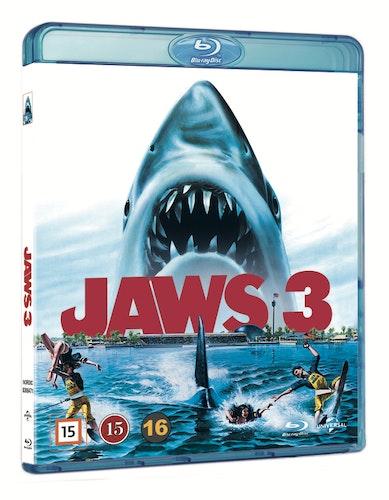 Jaws 3 bluray