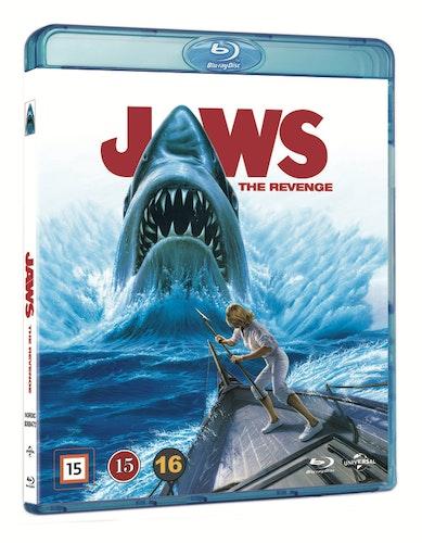 Jaws 4: The Revenge bluray