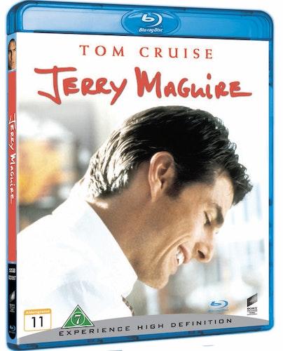Jerry Maguire bluray UTGÅENDE
