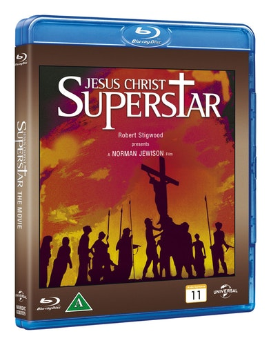 Jesus Christ Superstar bluray