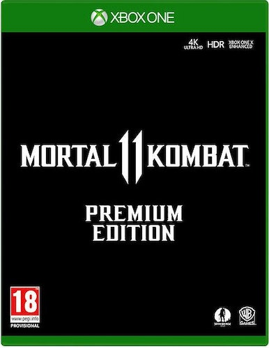 Mortal Kombat 11 - Premium Edition (Xbox One)