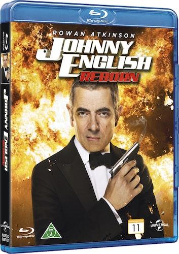 Johnny English Reborn bluray