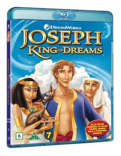 Joseph: King of Dreams/drömmarnas konung bluray