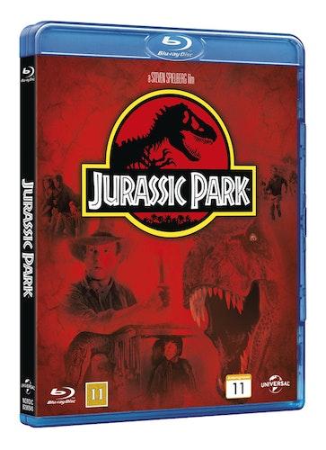 Jurassic Park bluray