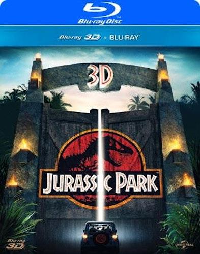 Jurassic Park (3D) bluray