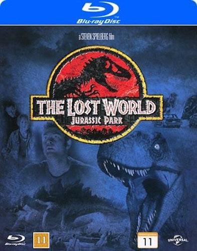 Jurassic Park: The Lost World bluray