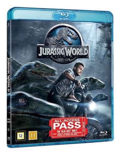 Jurassic World bluray