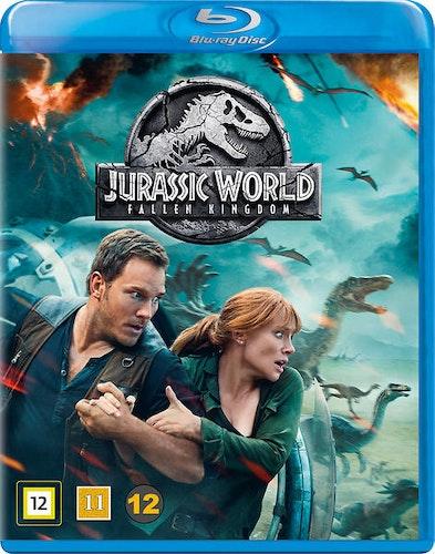 Jurassic World: Fallen Kingdom bluray