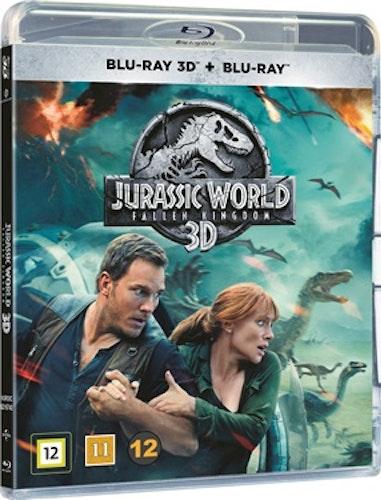 Jurassic World: Fallen Kingdom (3D) bluray