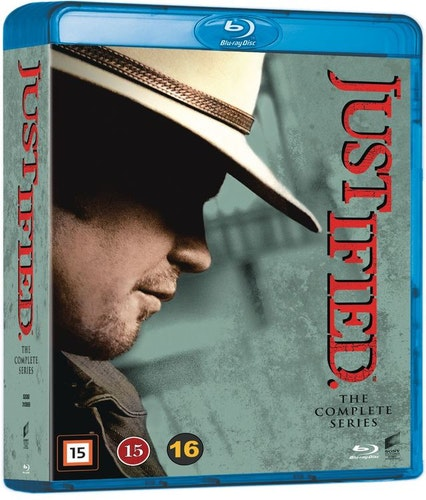Justified - The Complete Series bluray