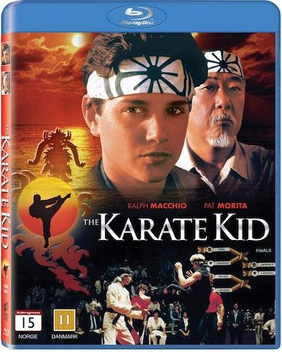 Karate Kid (1984) bluray