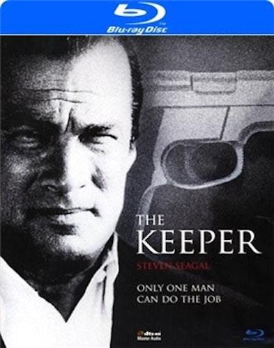 The Keeper bluray