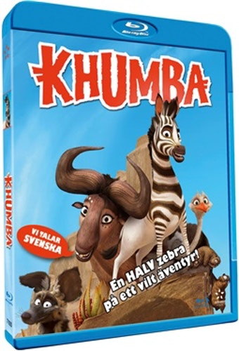 Khumba bluray