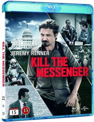 Kill the Messenger bluray