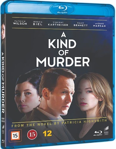 A Kind of Murder bluray