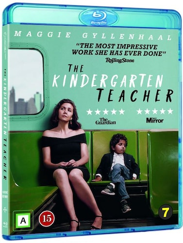 The Kindergarten Teacher bluray