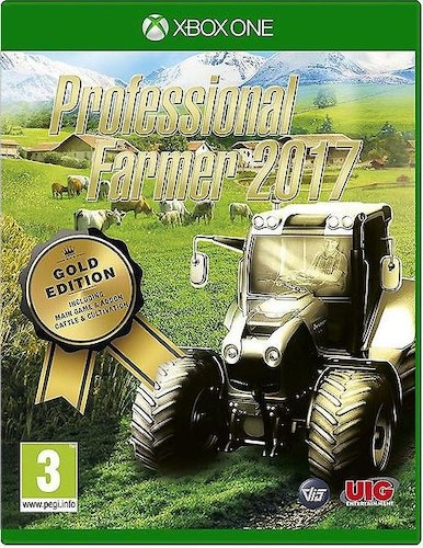 Professional Farmer 2017 - Gold Edition (Xbox One)