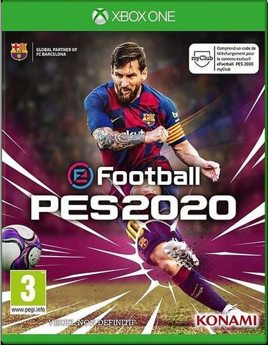 eFootball PES 2020 (Xbox One)