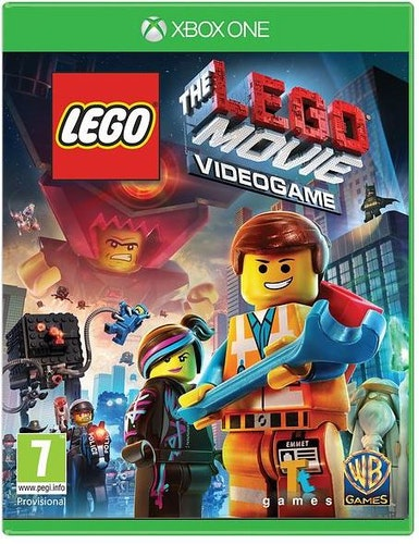 LEGO Movie: The Videogame (Xbox One)