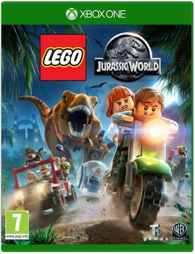 LEGO: Jurassic World (Xbox One)