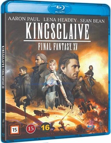 Kingsglaive: Final Fantasy XV bluray