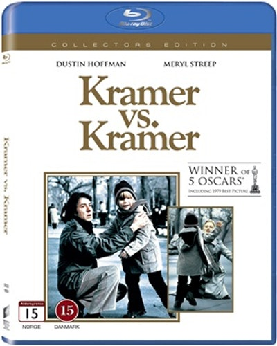 Kramer Vs. Kramer bluray