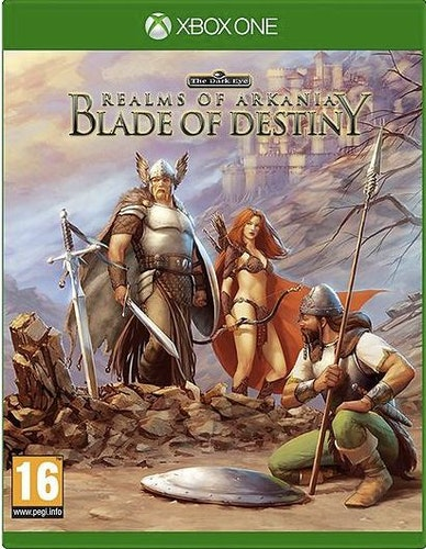 Realms of Arkania: Blade of Destiny (Xbox One)