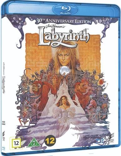 Labyrinth - 30th Anniversary Edition bluray