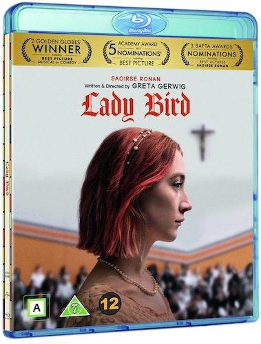 Lady Bird bluray