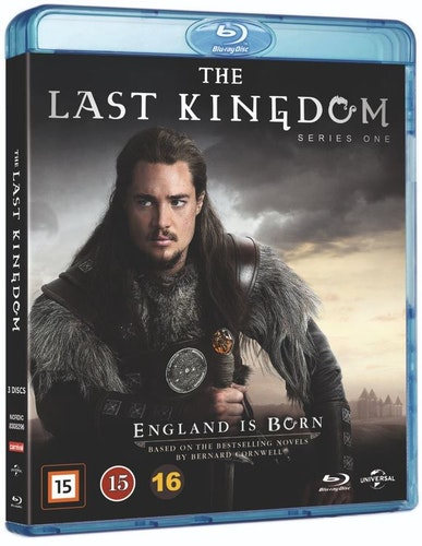 Last kingdom - Säsong 1 (Bluray)