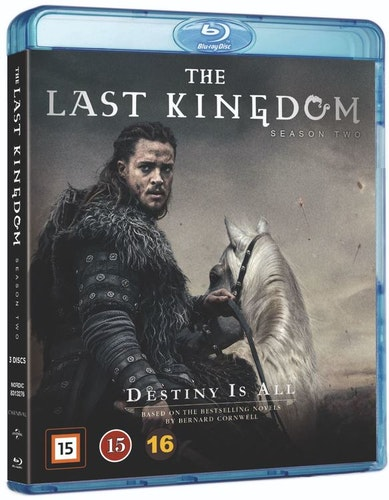 Last kingdom - Säsong 2 (Bluray)