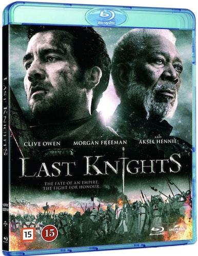 Last Knights bluray