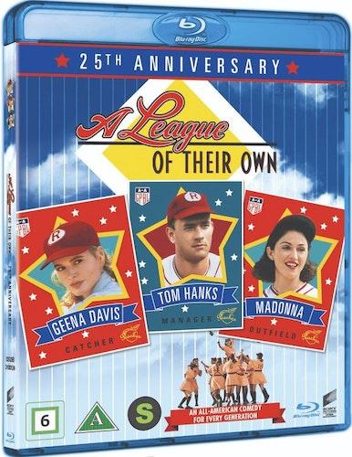 A League of Their Own - 25th Anniversary Edition bluray