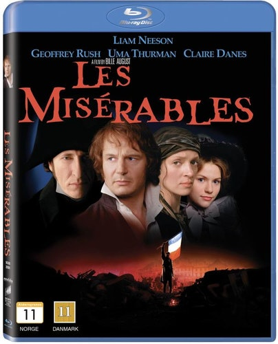 Les Miserables (1998) bluray