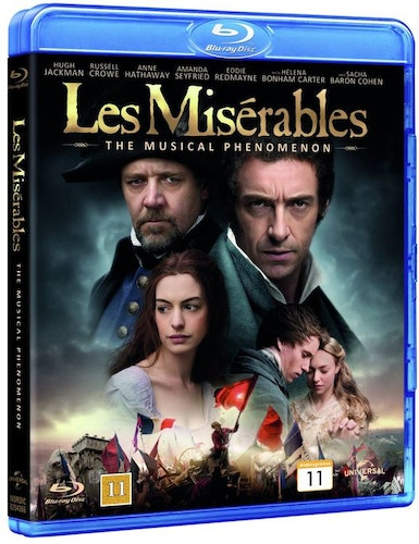Les Miserables (2012) bluray