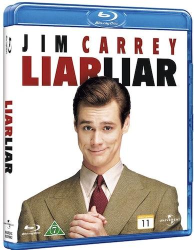 Liar Liar bluray
