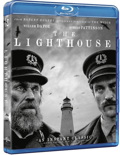 The lighthouse bluray