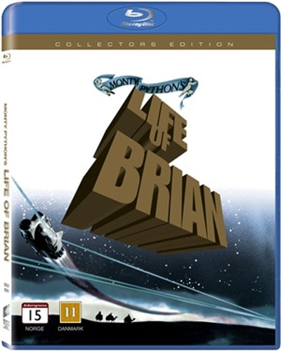 Life of Brian bluray