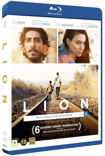Lion bluray