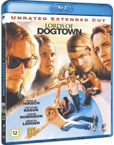 Lords of Dogtown bluray