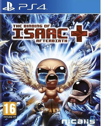 The Binding of Isaac Afterbirth + (PS4)