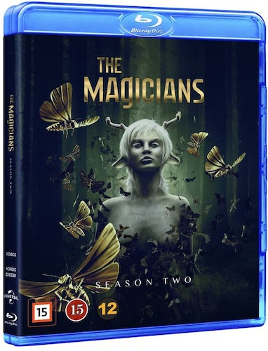 The Magicians - Säsong 2 bluray